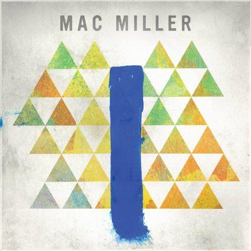 Mac Miller - okładka debiutanckiej płyty