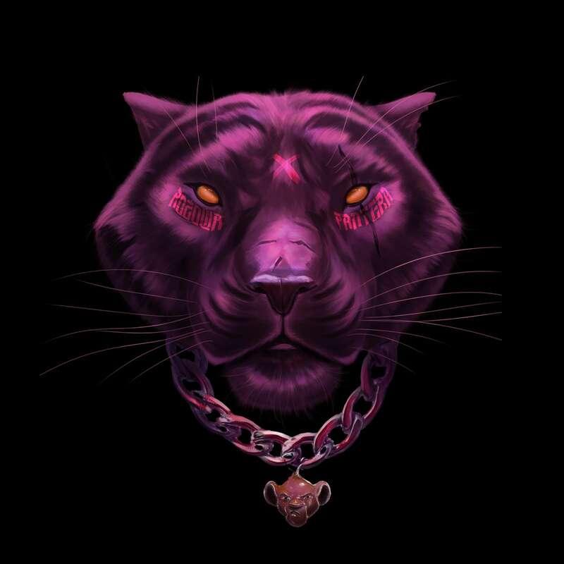 Różowa Pantera album
