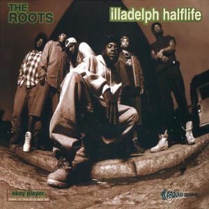 okładka jednej z płyt The Roots - Illadelph Halflife